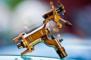 rotary or coil tattoo machines